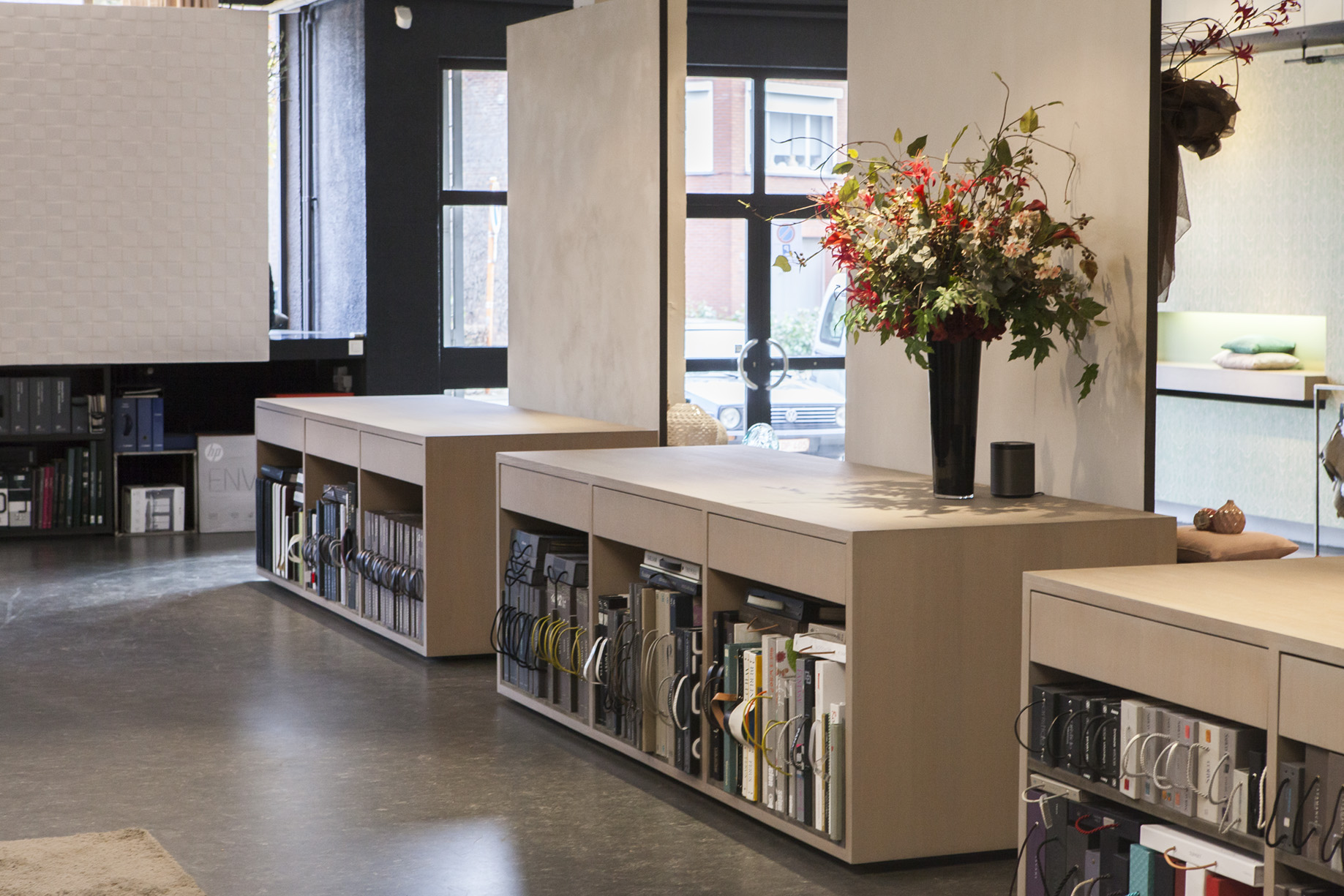 Bernaerts Schilderwerken showroom
