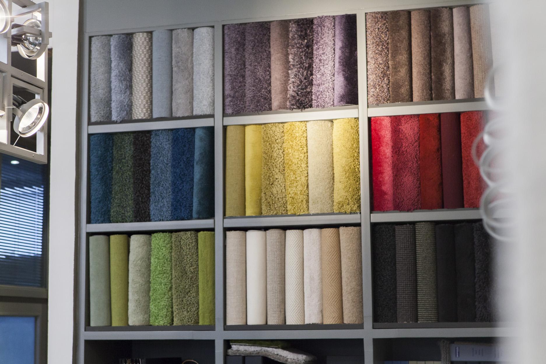 Bernaerts Schilderwerken tapijten stalen